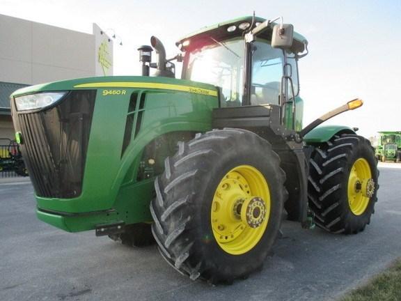 2013 John Deere 9460R Tractor For Sale
