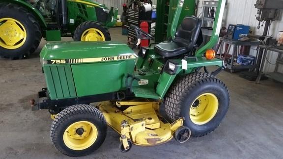 1996 John Deere 755 Tractor For Sale