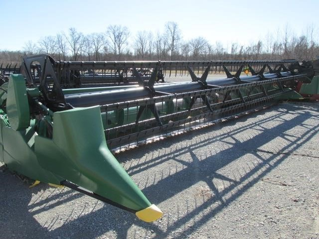 2011 John Deere 630F Header/Platform For Sale