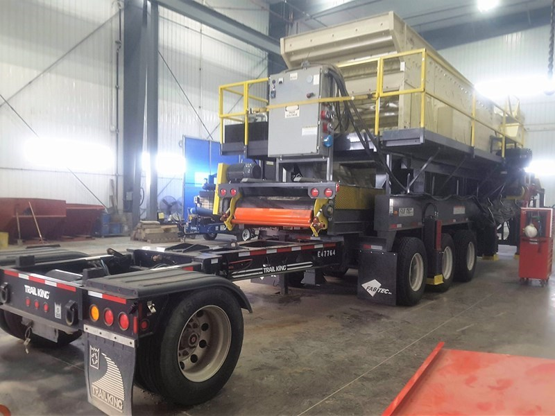 2017 FABTEC 2056/6203MS Crusher - Jaw For Sale