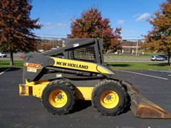 Skid Steer For Sale 2010 New Holland L190 , 90 HP