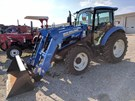 Tractor For Sale:  2012 New Holland T4.75 , 75 HP