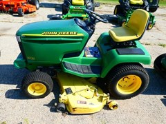 Riding Mower For Sale 1994 John Deere 345 , 20 HP