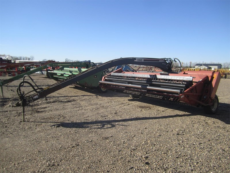 1995 Hesston 1160 Mower Conditioner For Sale