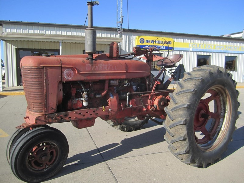 1953 International SUPER M Tractor For Sale