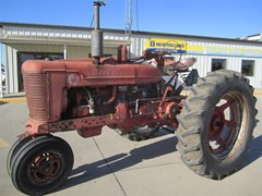 Tractor For Sale:  1953 International SUPER M , 46 HP