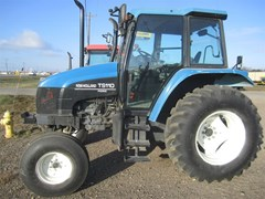 Tractor For Sale 1998 New Holland TS110 , 110 HP