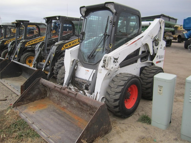 2015 Bobcat S650 Skid Steer For Sale