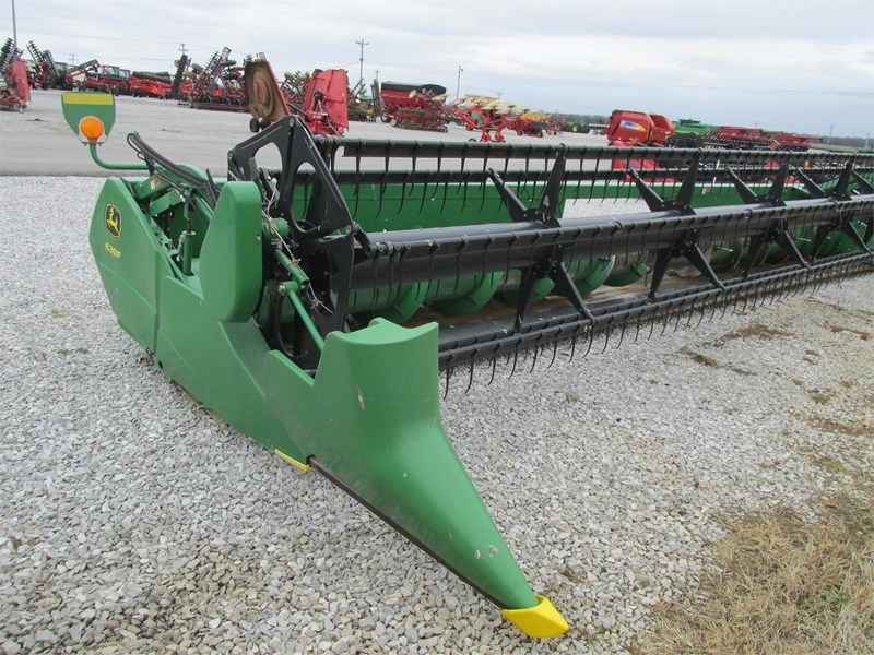2011 John Deere 630F Header/Platform For Sale