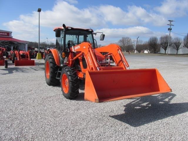 2015 Kubota M5-091HDC Tractor For Sale