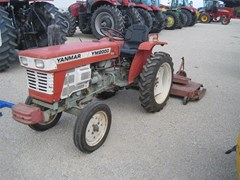 Tractor For Sale Yanmar YM2000 , 22 HP