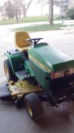 Riding Mower For Sale:  2000 John Deere 425/54 , 20 HP