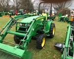 Tractor For Sale: 2005 John Deere 3120, 29 HP
