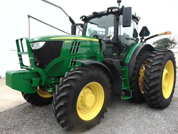 2017 John Deere 6215R Tractor For Sale
