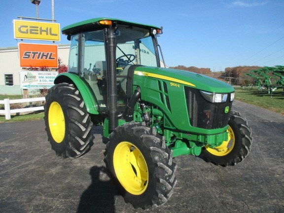 2016 John Deere 5100E Tractor For Sale