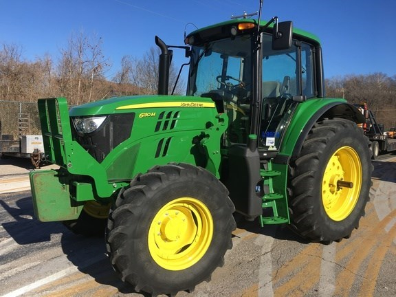 2017 John Deere 6130M Tractor For Sale