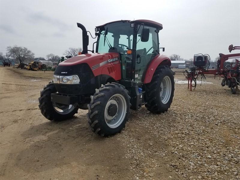 Case IH FARMALL 100C Tractor For Sale
