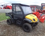 Utility Vehicle For Sale: 2013 Cub Cadet 4X2 Yellow