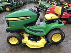 Riding Mower For Sale 2009 John Deere X320 , 22 HP