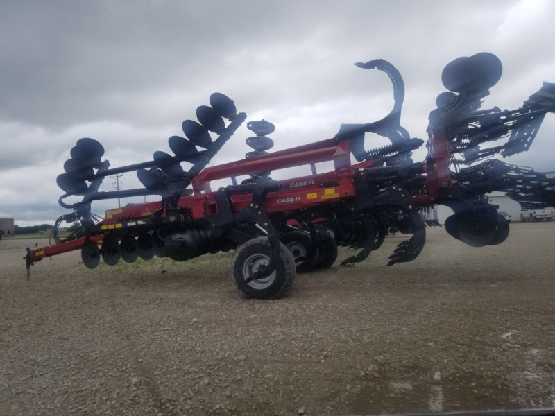2015 Case IH 875 Disk Ripper For Sale