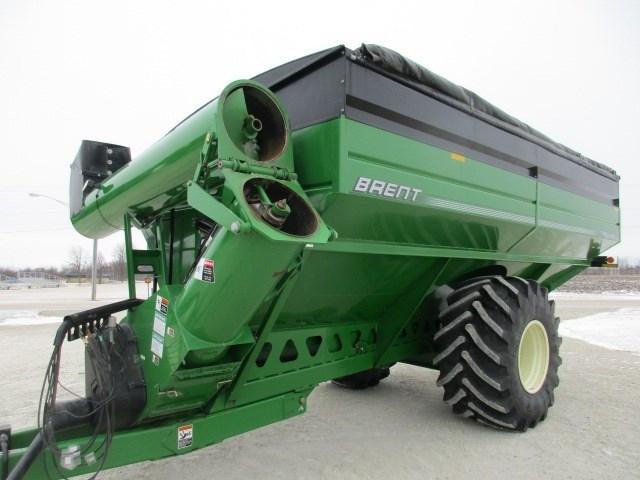 2008 Brent 1194 Grain Cart For Sale