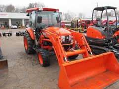 Tractor For Sale 2014 Kubota L6060HSTC , 53 HP