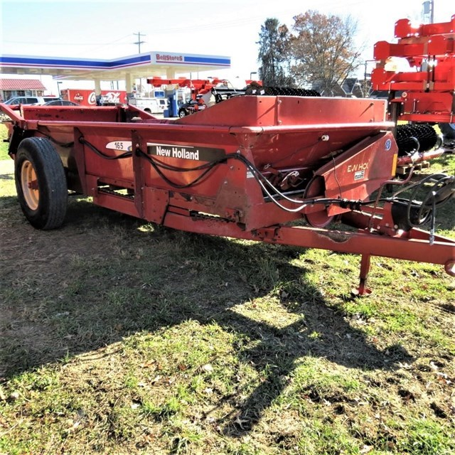 2002 New Holland 165 Manure Spreader-Dry For Sale