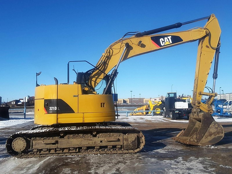 2009 Caterpillar 321 Excavator For Sale