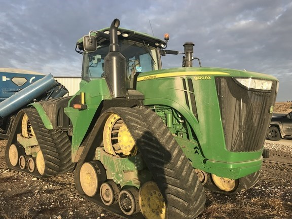 2017 John Deere 9470RX Tractor For Sale