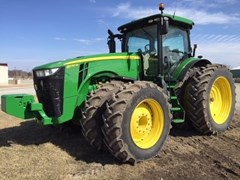 Tractor For Sale:  2017 John Deere 8270R , 270 HP