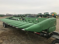 Header-Corn For Sale:  2017 John Deere 618C