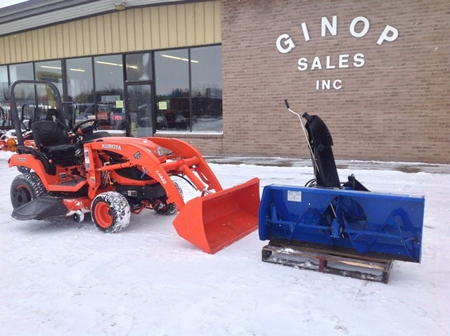 2008 Kubota BX2360 Tractor For Sale