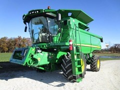 Combine For Sale 2012 John Deere S550