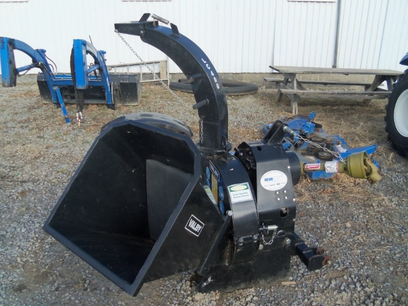 Valby LC400F Chipper-Hand Fed For Sale