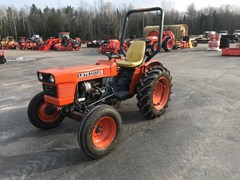 Tractor For Sale:  1983 Kubota L275F
