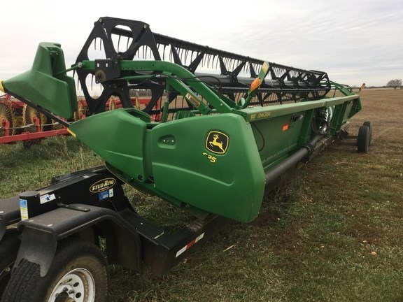 2013 John Deere 635F Header-Auger/Flex For Sale