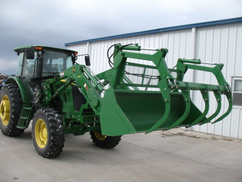 2014 John Deere 6140D Tractor For Sale