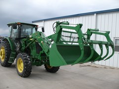Tractor For Sale 2014 John Deere 6140D