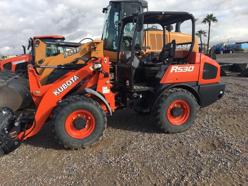 Kubota R530R41 Wheel Loader