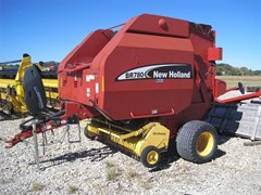 Baler-Round For Sale 2005 New Holland BR780