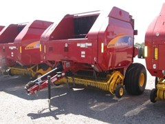 Baler-Round For Sale 2010 New Holland BR7090