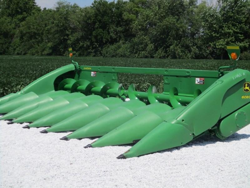 2012 John Deere 608C Header-Corn For Sale