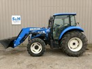 Tractor For Sale:  2013 New Holland T4.85 , 85 HP