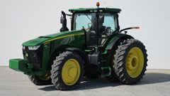 Tractor For Sale 2017 John Deere 8270R , 270 HP