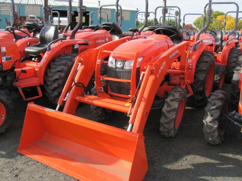 2017 Kubota L2501HST Tractor - Compact For Sale