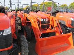 Tractor - Compact For Sale:  2017 Kubota L3901DT , 36 HP