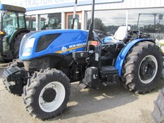 Tractor For Sale:  2017 New Holland T4.100F , 98 HP