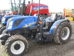 Tractor For Sale:  2017 New Holland T4.110F , 106 HP