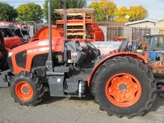 Tractor For Sale:  2017 Kubota M5N-111HD , 100 HP
