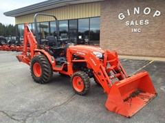 Loader Backhoe For Sale:  2014 Kubota B2650HSD